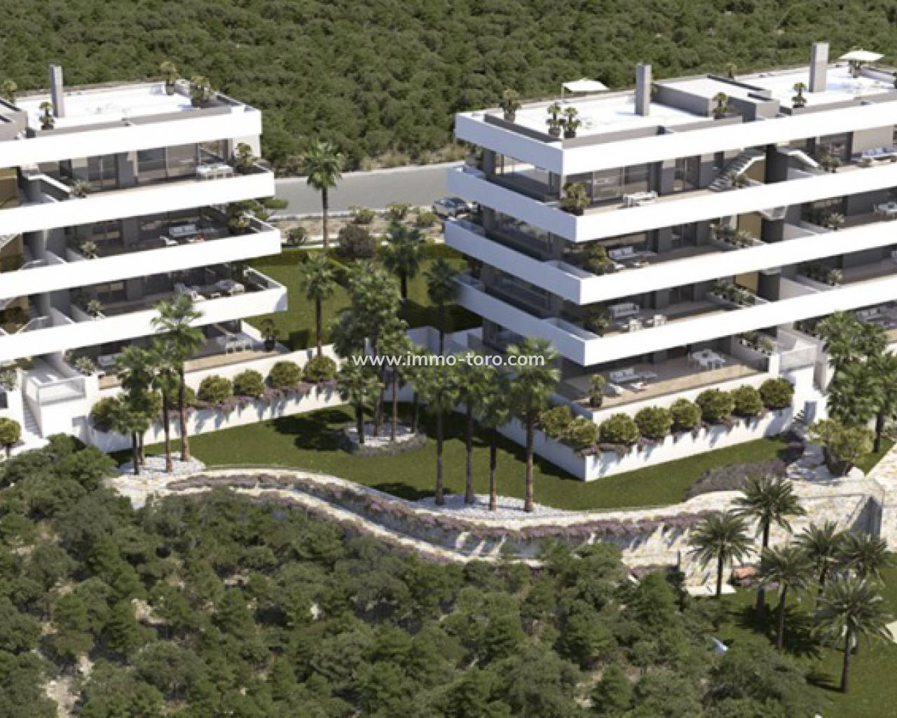 Apartment - New Build - Las Colinas Golf and Country Club - Las Colinas Golf and Country Club