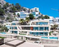 Nouvelle construction - Villa - Altea - Mascarat