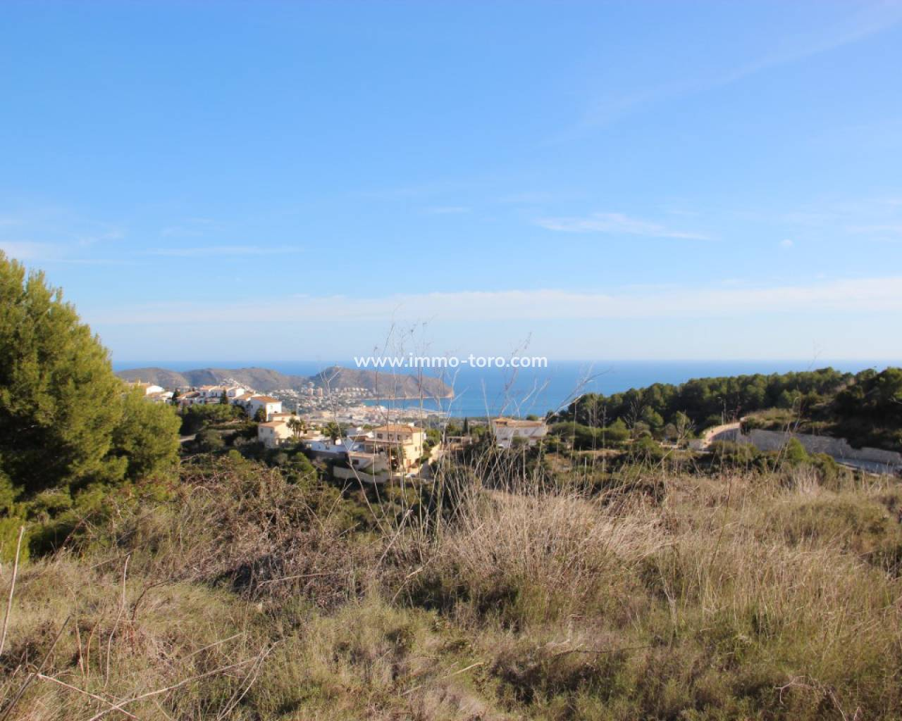 Plot - Resale - Moraira - Moraira