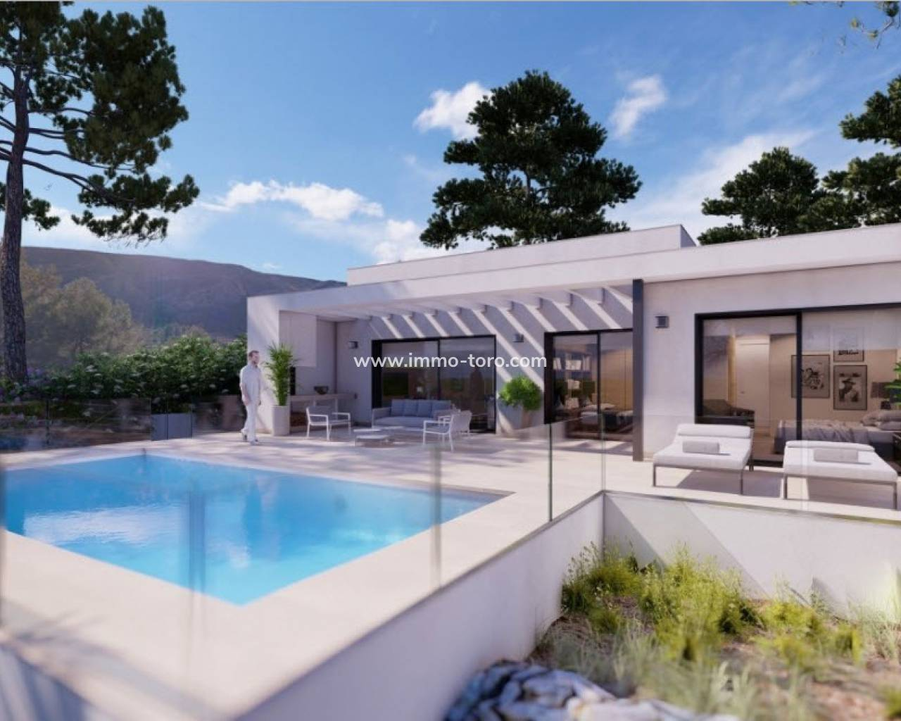 Villa - New Build - Pedreguer - MONTE SOLANA